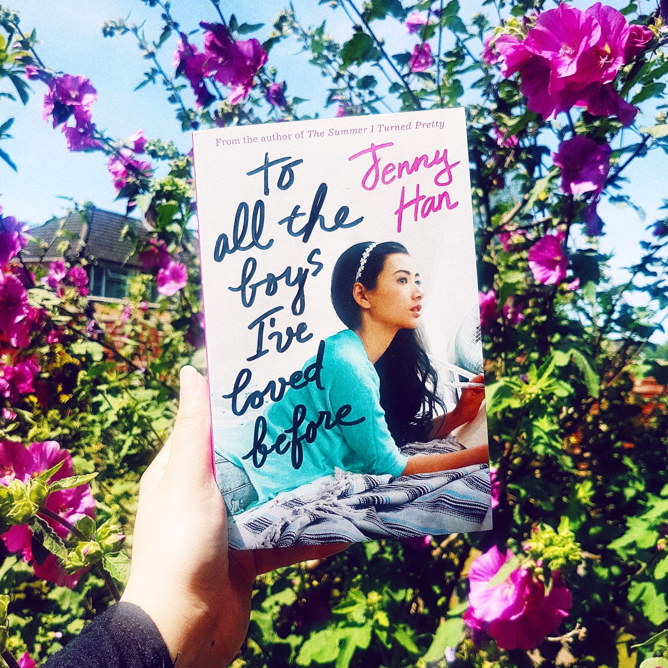 to all the boys i loved before